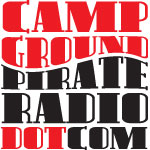 Campground Pirate Radio logo
